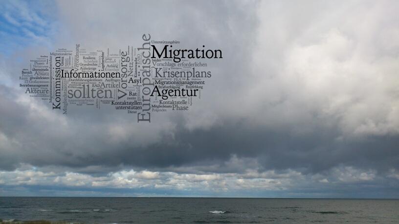 Starke Grenzen und ein Neuanfang in der Migrationspolitik